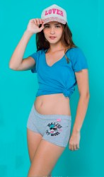 Marey Teens-Art.59 Pack X 3 boxer estampadas